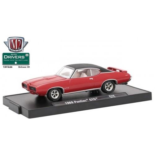 Drivers Release 38 - 1969 Pontiac GTO