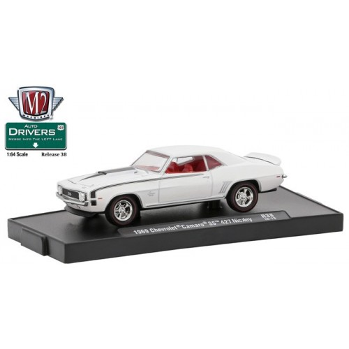 Drivers Release 38 - 1969 Chevrolet Camaro SS 427