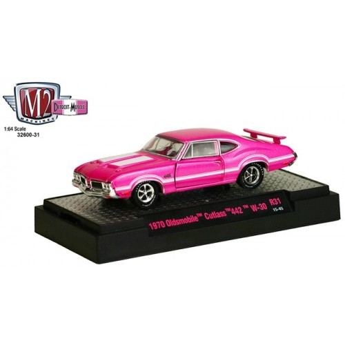 Detroit Muscle Release 31 - 1970 Oldsmobile Cutlass 442