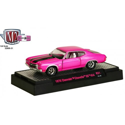 Detroit Muscle Release 31 - 1970 Chevrolet Chevelle SS 454