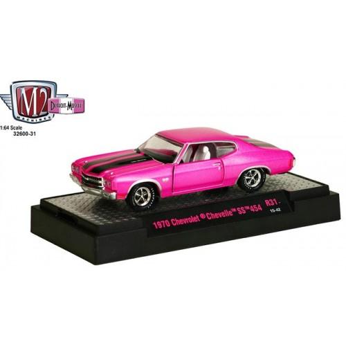 Detroit Muscle Release 31 - 1970 Chevrolet Chevelle SS 454