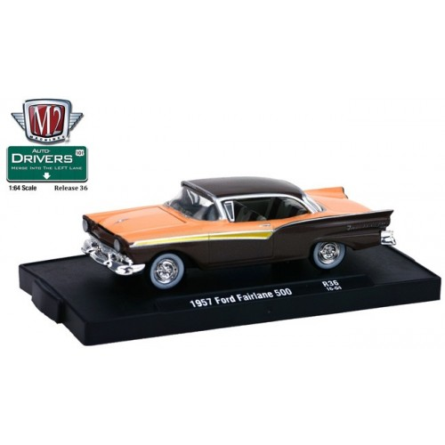 M2 Machines Drivers Release 36 1957 Ford Fairlane 500