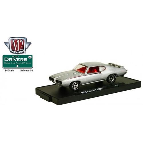 Drivers Release 34 - 1969 Pontiac GTO