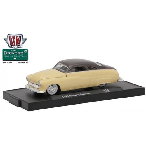 Drivers Release 39 - 1949 Mercury Custom