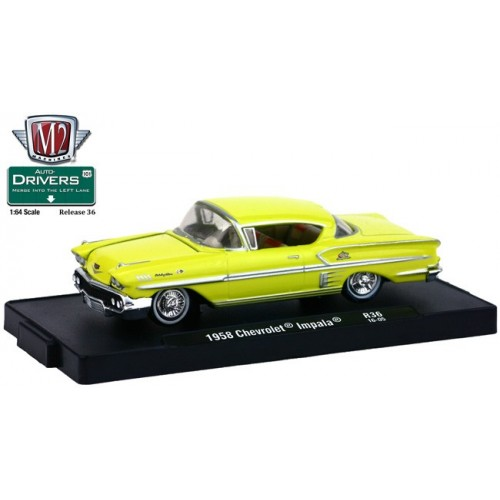 M2 Machines Drivers Release 36 - 1958 Chevrolet Impala
