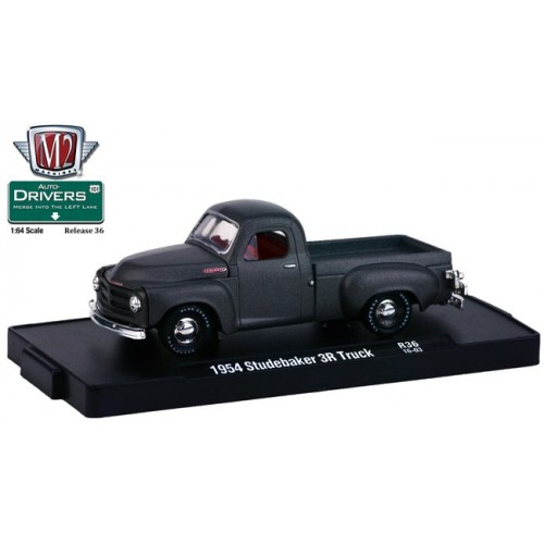 M2 Machines Drivers Release 36 - 1954 Studebaker 3R Truck