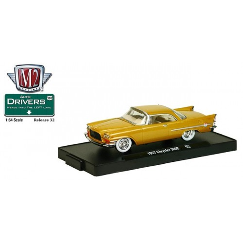 M2  Machines Drivers Release 32 - 1957 Chrysler 300C