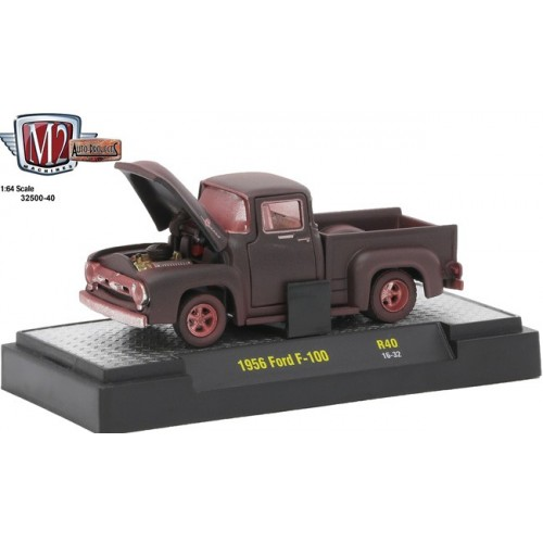 Auto-Projects Release 40 - 1956 Ford F-100 Truck