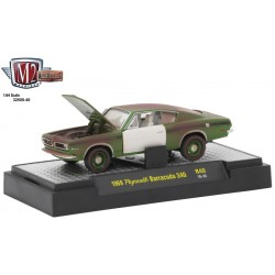 Auto-Projects Release 40 - 1969 Plymouth Barracuda 340