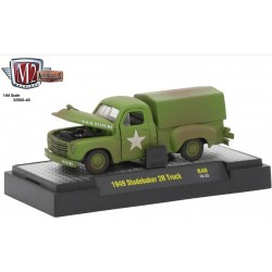 Auto-Projects Release 40 - 1949 Studebaker 2R Truck