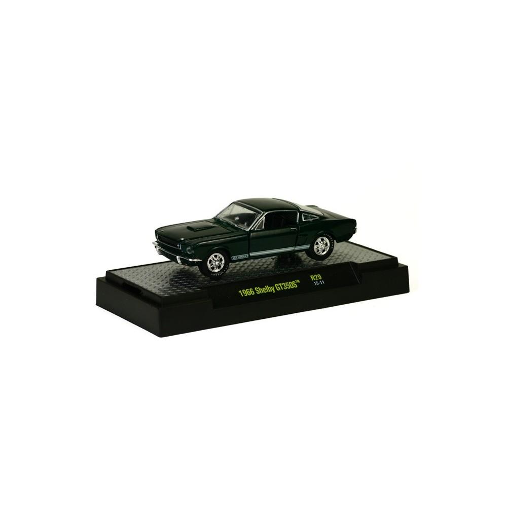 Detroit Muscle Release 29 - 1966 Shelby GT350S