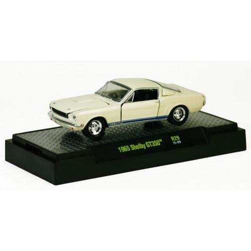 Detroit Muscle Release 29 - 1965 Shelby GT350