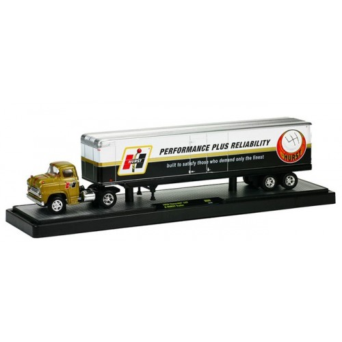 Auto-Haulers Release 9 - 1958 Chevrolet LCF and Hurst Dry Van Trailer