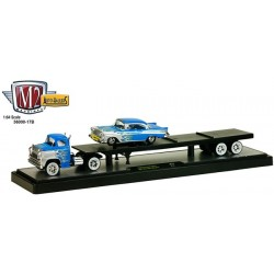 Auto-Haulers Release 17 - 1958 Chevy LCF and 1957 Chevy Bel Air