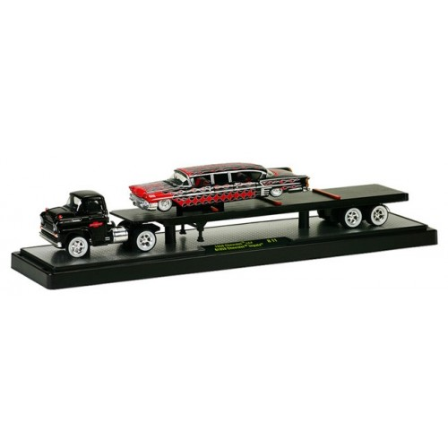 Auto-Haulers Release 11 - 1958 Chevy LCF and 1958 Chevy Impala