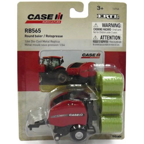 Case IH RB565 Round Baler