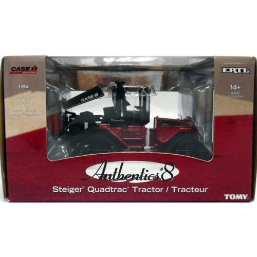 Case IH Steiger Quadtrac Tractor Authentics Release 8