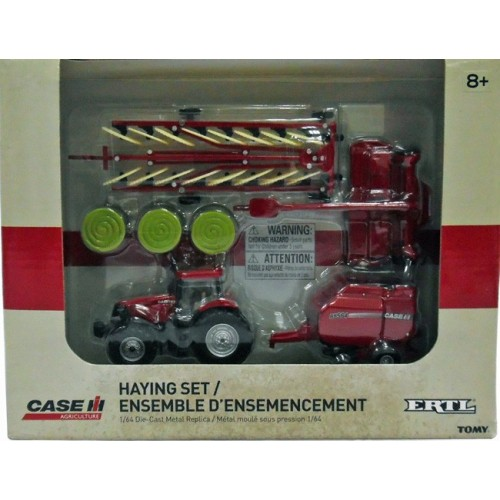 Case IH Haying Set
