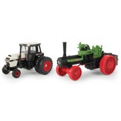 Case IH 175 Anniversary Case Steam Engine / Case 2594 / Tractor