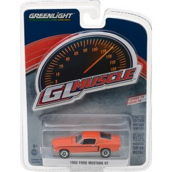 GL Muscle Series 19 - 1968 Ford Mustang GT