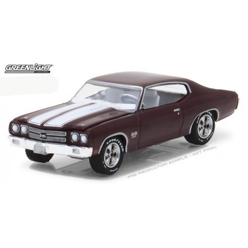 GL Muscle Series 19 - 1970 Chevrolet Chevelle SS 454
