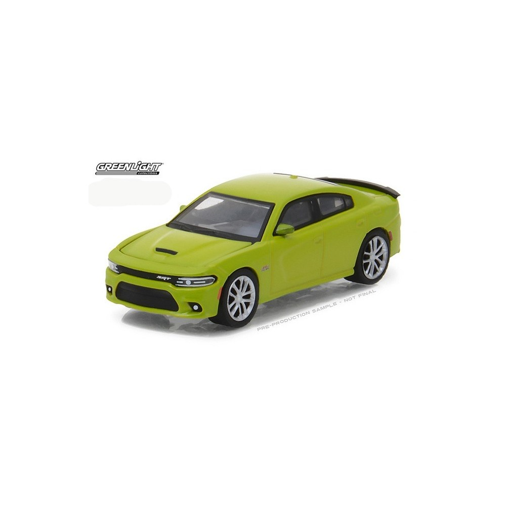 Greenlight GL Muscle Series 19 - 2017 Dodge Charger SRT 392