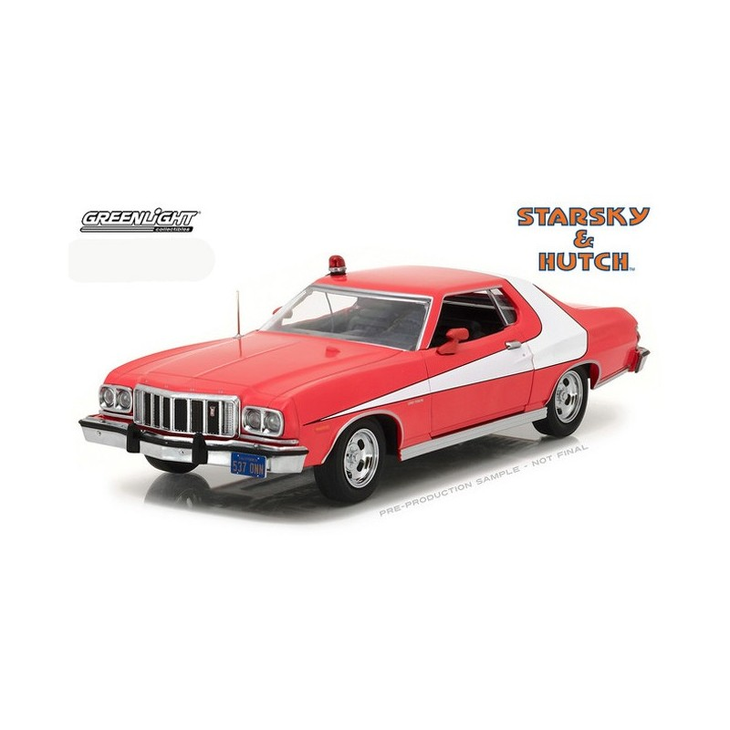 Starsky And Hutch Car: Greenlight Hollywood Series 4