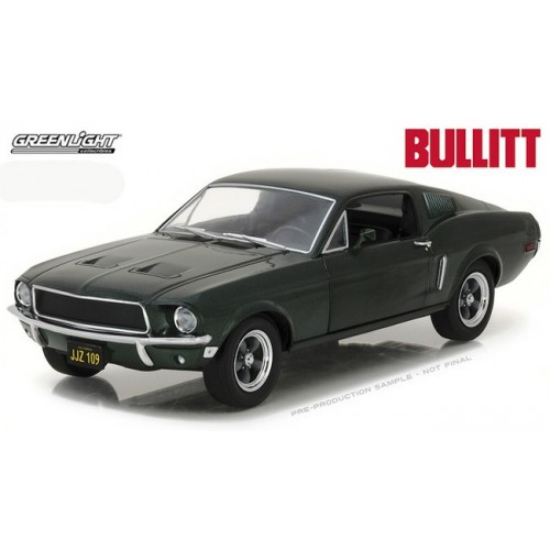 Hollywood Series 4 - 1968 Ford Mustang GT Fastback Bullitt