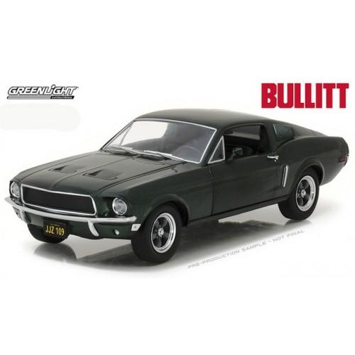 Hollywood Series 4 - 1968 Ford Mustang GT Fastback Bullitt