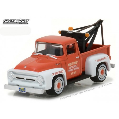 The Hobby Shop Series 1 - 1956 Ford F-100 with Tow Hook