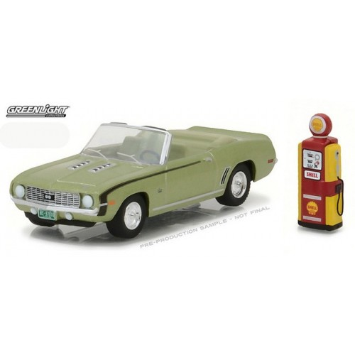 The Hobby Shop Series 1 - 1969 Chevy Camaro Convertible