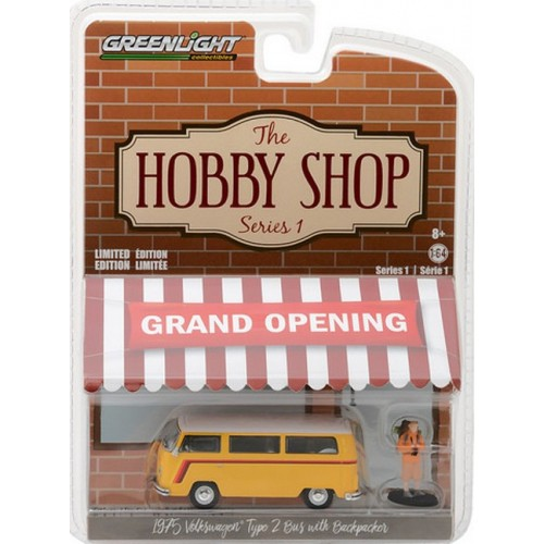 The Hobby Shop Series 1 - 1975 Volkswagen Type 2 Bus