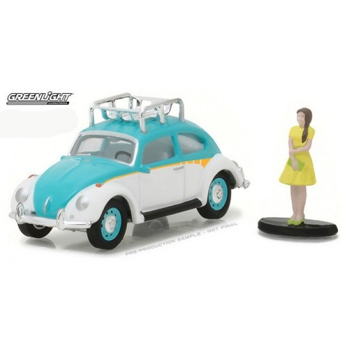 The Hobby Shop Series 1 - Classic Volkswagen Beetle