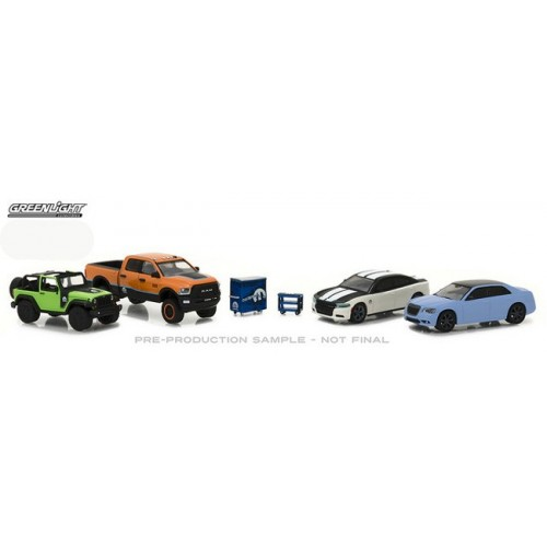 Greenlight Multi-Car Dioramas - Mopar Garage