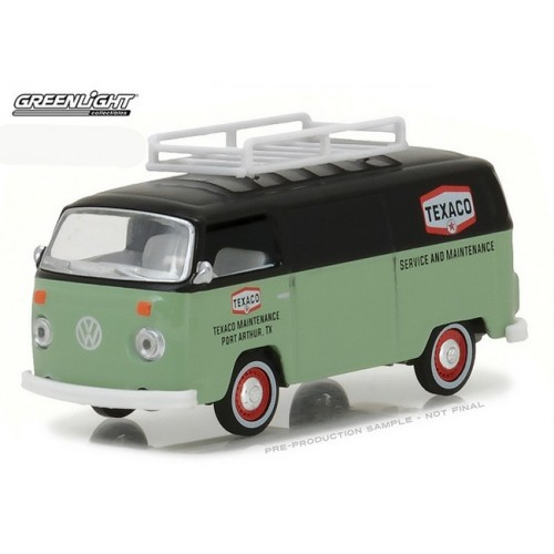 Running on Empty Series 3 - 1979 Volkswagen Type 2 Van Texaco