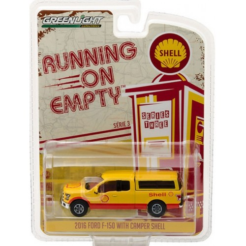 Running on Empty Series 3 - 2016 Ford F-150 Shell Oil