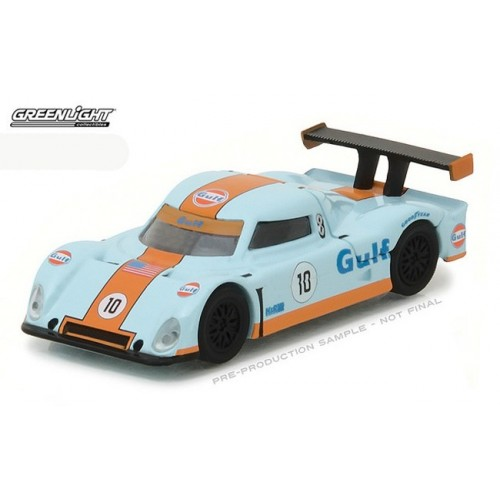 Running on Empty Series 3 - Grand-Am Daytona Prototype Gulf Oil