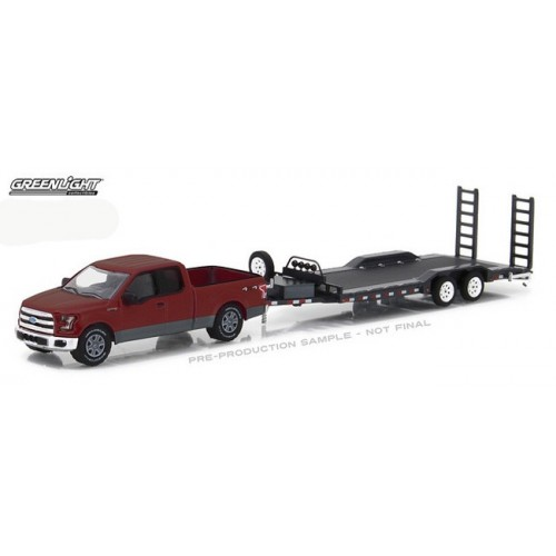 Hitch and Tow Series 11 - 2015 Ford F-150 and Heavy Duty Car Hauler