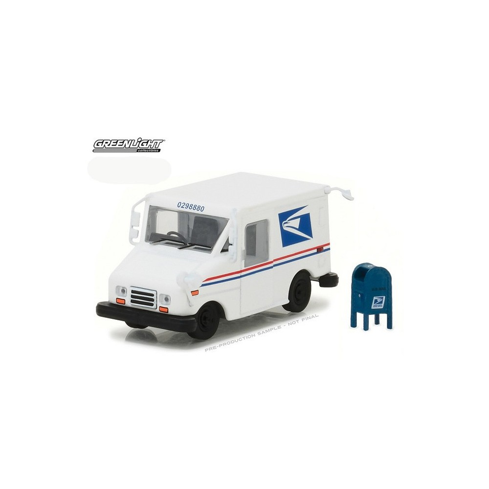 Hobby Exclusive - Long-Life Postal Delivery Vehicle