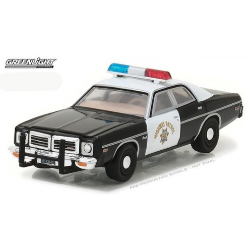 Hot Pursuit Series 24 - 1975 Dodge Coronet