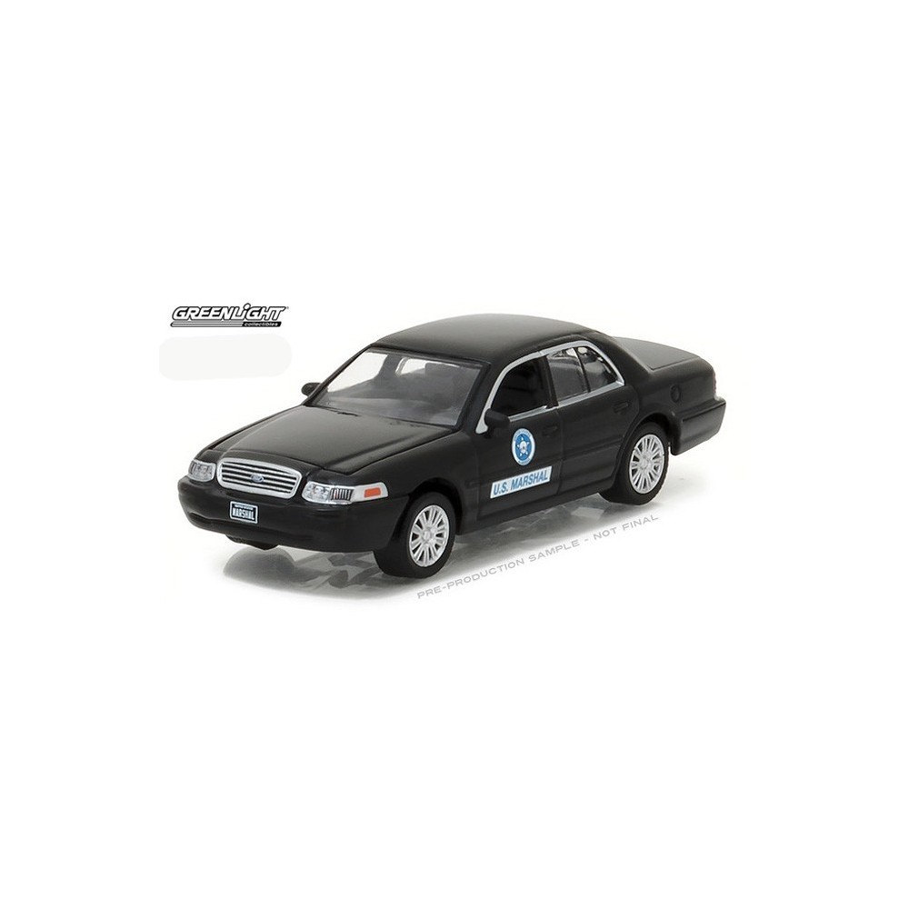Hot Pursuit Series 24 - 2008 Ford Crown Victoria Police Interceptor