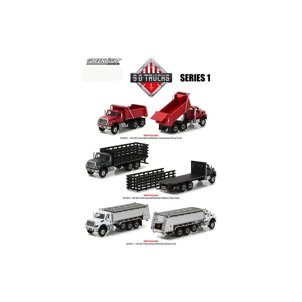 greenlight sd trucks series 1