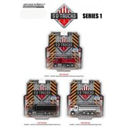 Super Duty Trucks Series 1 - SET