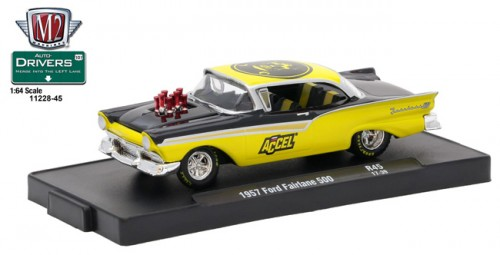 Drivers Release 45 - 1957 Ford Fairlane