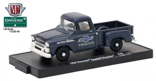 Drivers Release 45 - 1958 Chevrolet Apache Stepside Truck
