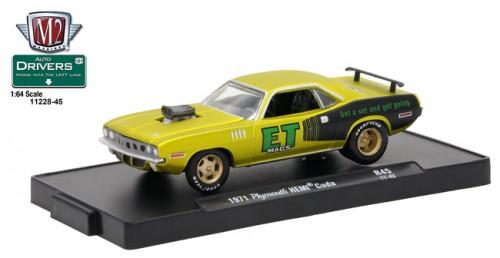 Drivers Release 45 - 1971 Plymouth HEMI Cuda