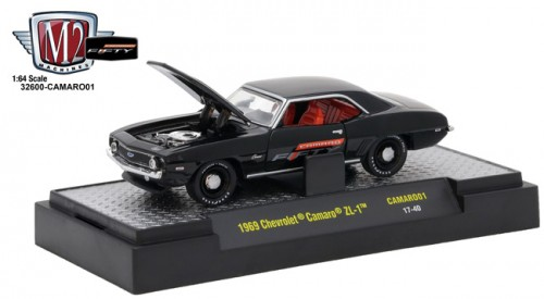 Detroit Muscle Camaro Release 1 - 1969 Chevy Camaro ZL-1