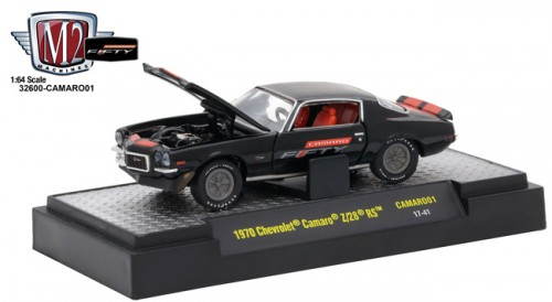 Detroit Muscle Camaro Release 1 - 1970 Chevy Camaro Z-28 RS
