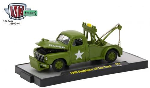Auto-Trucks Release 44 - 1949 Studebaker 2R Tow Truck