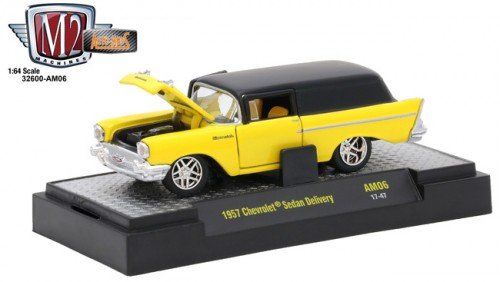 Auto-Mods Release 6 - 1957 Chevy Sedan Delivery
